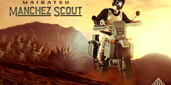 GTA Online Scout Bike Weekly Event 2