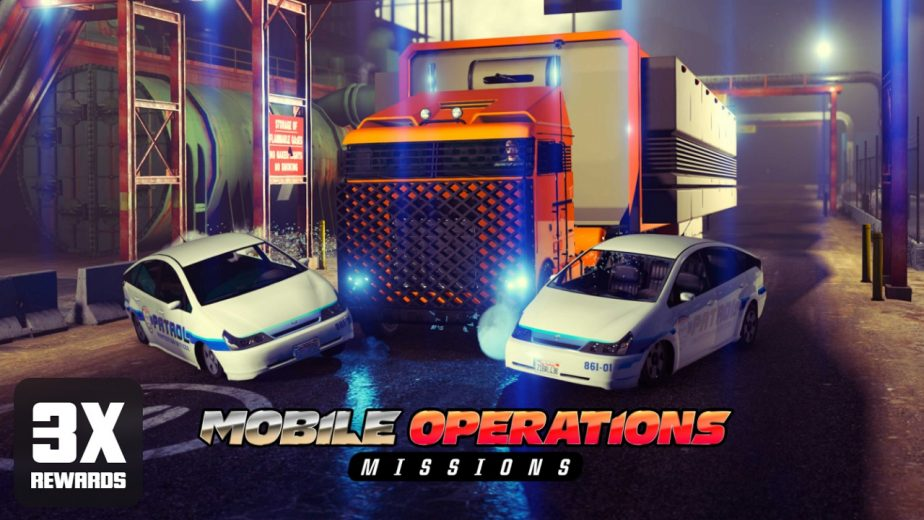 GTA Online Vetir Transport Weekly Event 2
