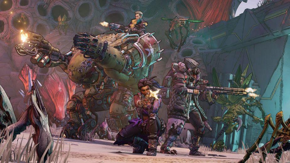 Borderlands 3 Raid Boss Director's Cut DLC 2