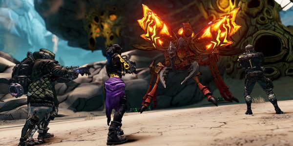 Borderlands 3 Raid Boss Director's Cut DLC