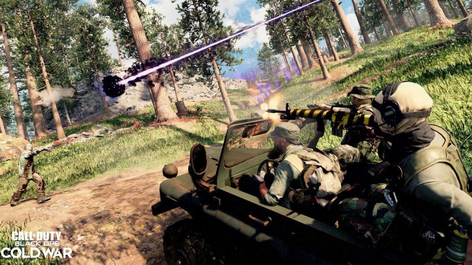 Call of Duty Black Ops Cold War Death Machine Scorestreak 2