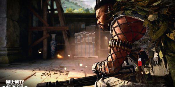 Call of Duty Black Ops Cold War Death Machine Scorestreak