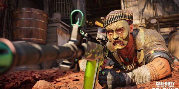 Call of Duty Black Ops Cold War Operators Naga Season 2