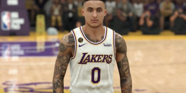 Lakers star Kyle Kuzma brother Andre smith in NBA 2K league draft pool