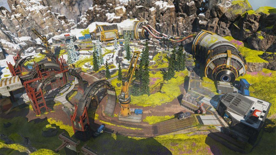 Apex Legends Arenas Maps