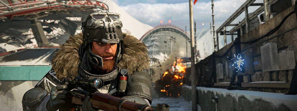 Call of Duty Black Ops Cold War Season 3 Operators