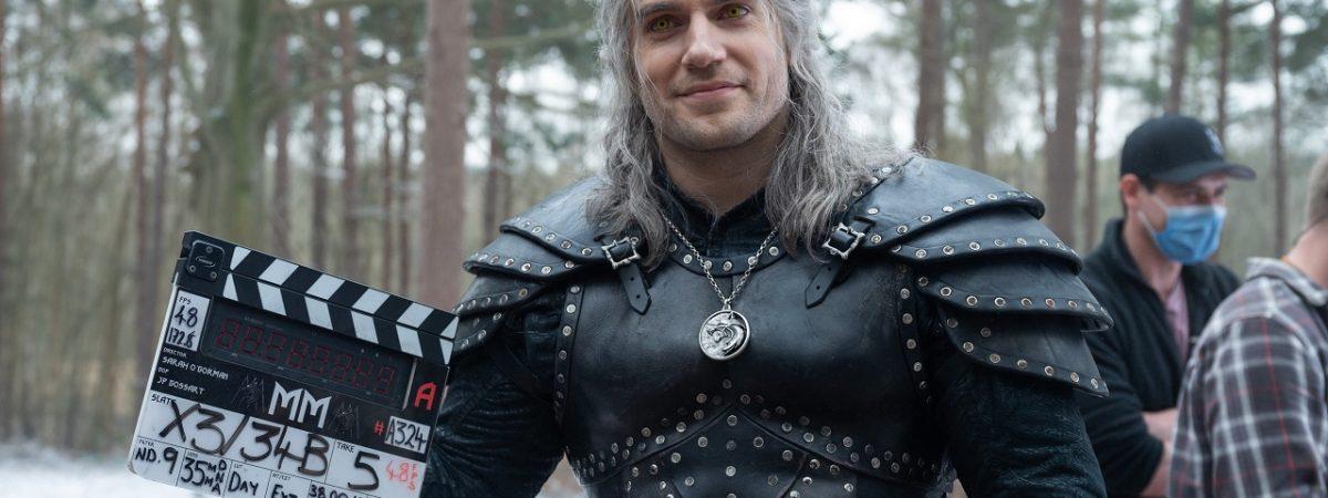 The Witcher Season 2 Officially Wraps
