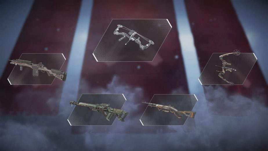 Apex Legends Marksman Weapon Category Legacy