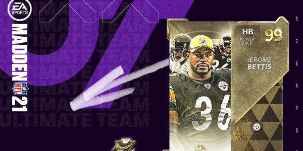 Madden 21 Ultimate Legends to feature Jerome Bettis