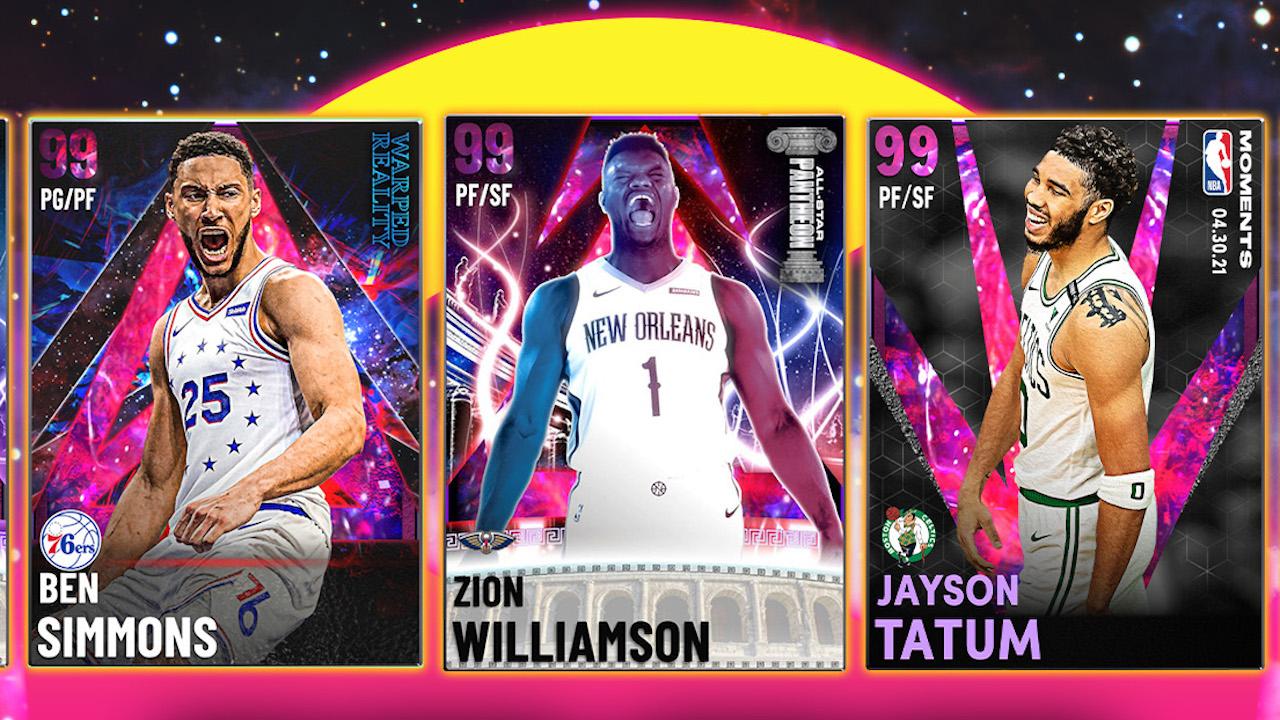 NBA 2K21 Future Rewind Packs Feature Playoff Stars Ben ...
