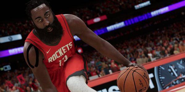 NBA 2K21 MyTeam Packs Flash 9 includes Invincible James Harden