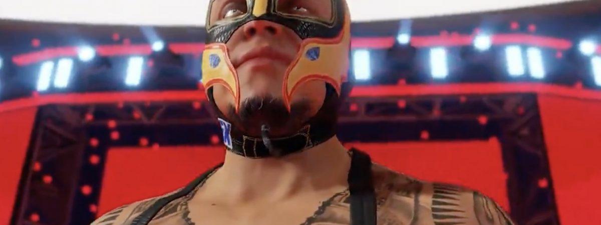 WWE 2K22 update video teases behind the scenes footage coming