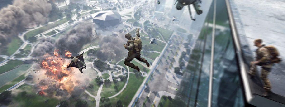 Battlefield 2042 Three Core Game Modes
