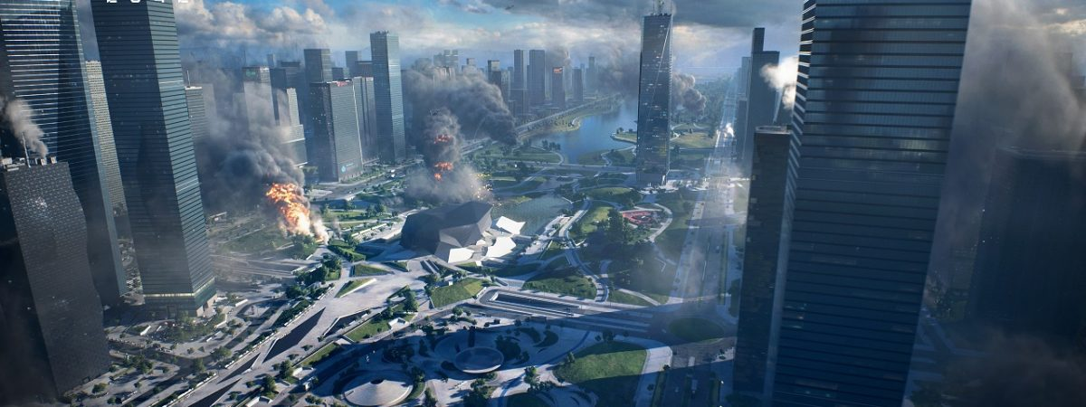 Battlefield 2042 Will Have Seven Maps at Launch