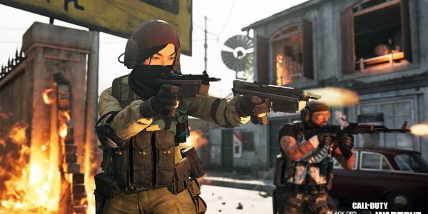 Call of Duty Black Ops Cold War AMP63 Pistol Now Available