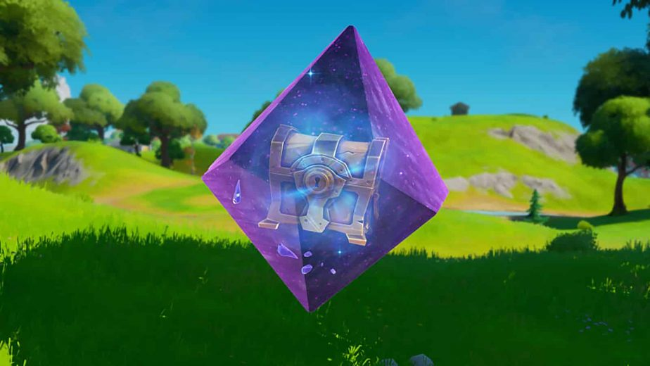 Cosmic Chests are another source of Fortnite Alien Artifacts.