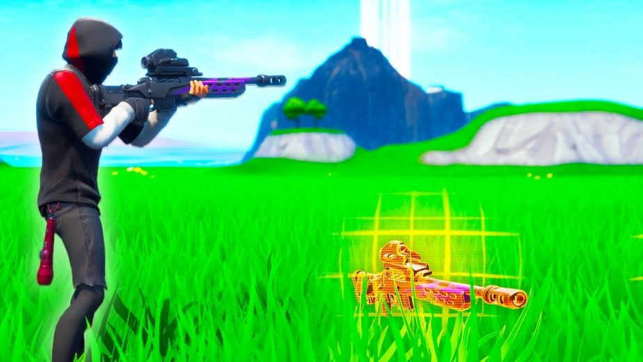 Storm Scout Sniper Rifle is one of the Exotic weapons in Fortnite