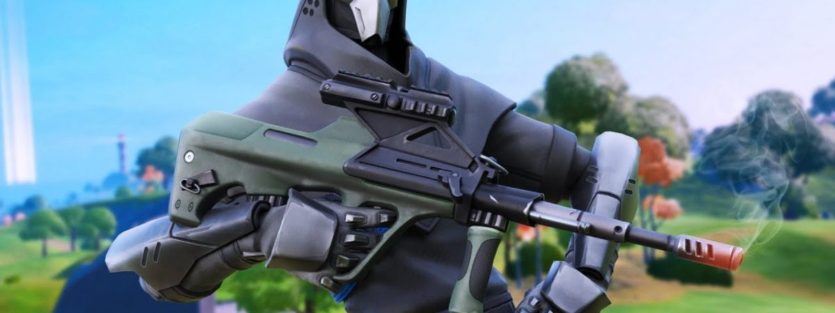 Fortnite Season 7 weapons have received a huge update