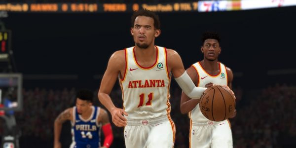NBA 2K21 MyTeam season 8 free trae young promo and game of rings rankings
