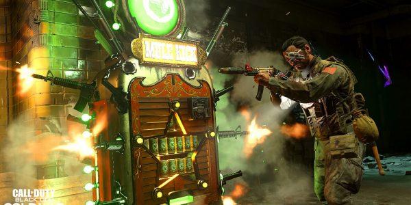 Call of Duty Black Ops Cold War Zombies Mule Kick Perk 2