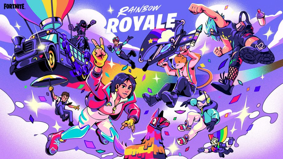 Rainbow Royale event ends on July 27.