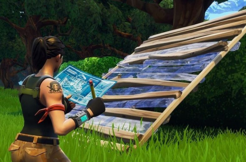 Fortnite building change has been proposed by players.