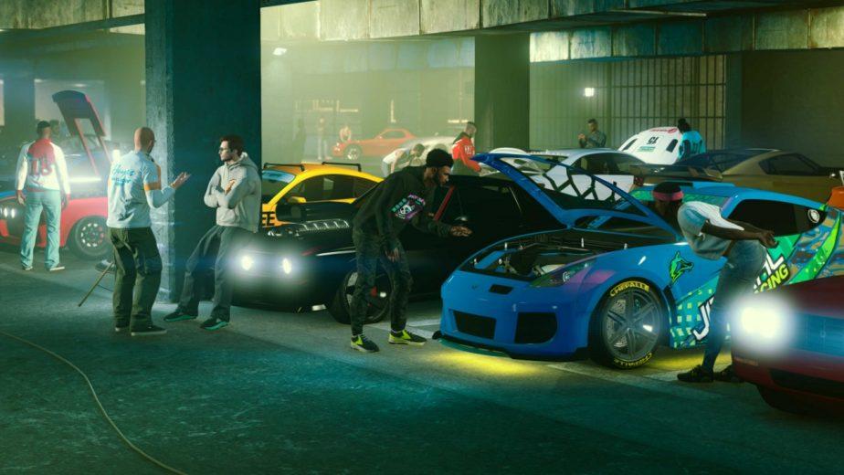 GTA Online Los Santos Tuners Next Week