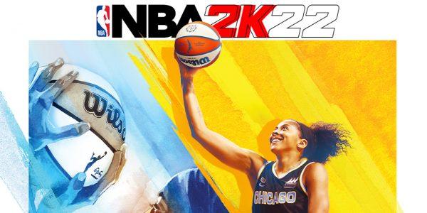 candace parker nba 2k22 cover gamestop edition historic wnba anniversary