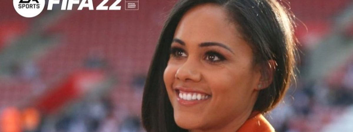 fifa 22 features alex scott for game commentary role