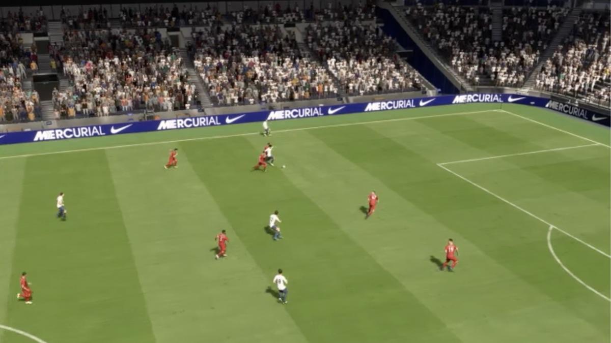 fifa 22 full team authentic motion screenshot