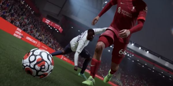 fifa 22 gameplay reveal from ea play live spotlight series
