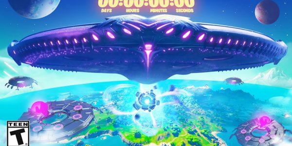 Fortnite live event in Season 7