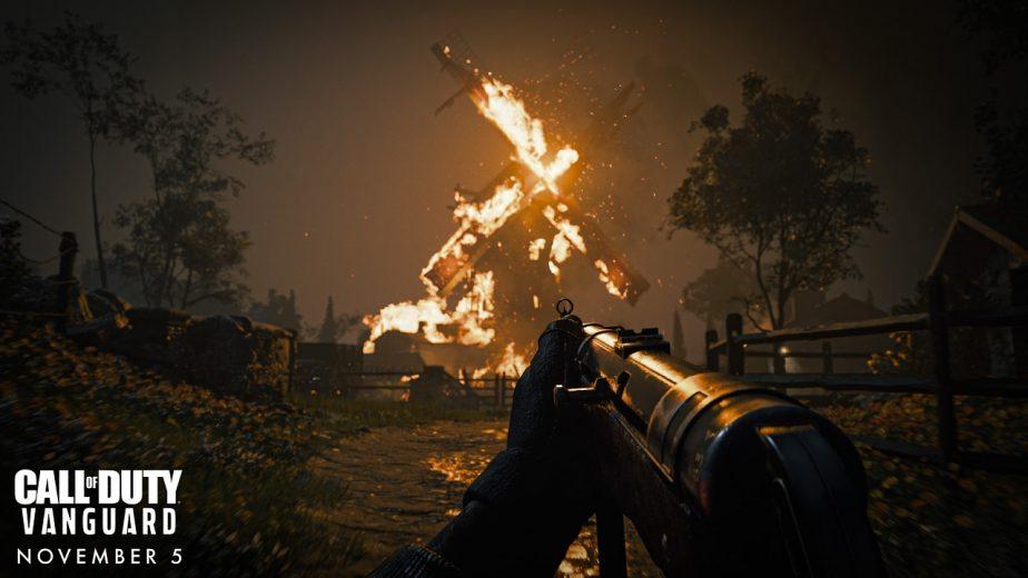 Call of Duty Vanguard Alpha Last Chance