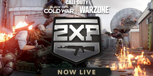 Call of Duty Double Weapon XP Event This Weekend