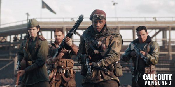 Call of Duty Vanguard Open Beta First Weekend Now Live