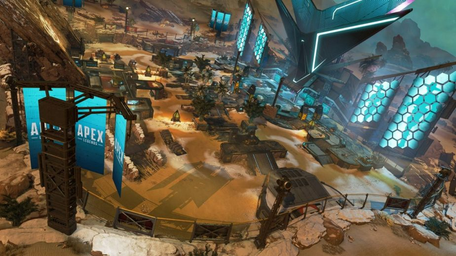 Apex Legends Encore Arenas Map Monsters Within 2