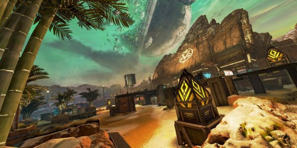 Apex Legends Encore Arenas Map Monsters Within