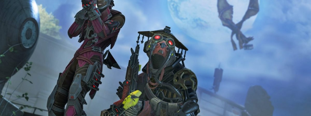 Apex Legends Monsters Within Event Tomorrow