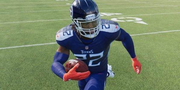 Madden 22 player ratings update for derrick Henry and more
